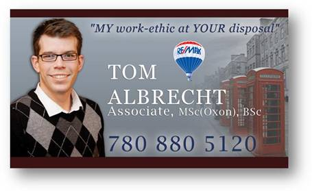 tom albrecht realtor license