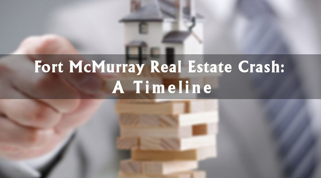 Fort McMurray Real Estate Crash: A Timeline