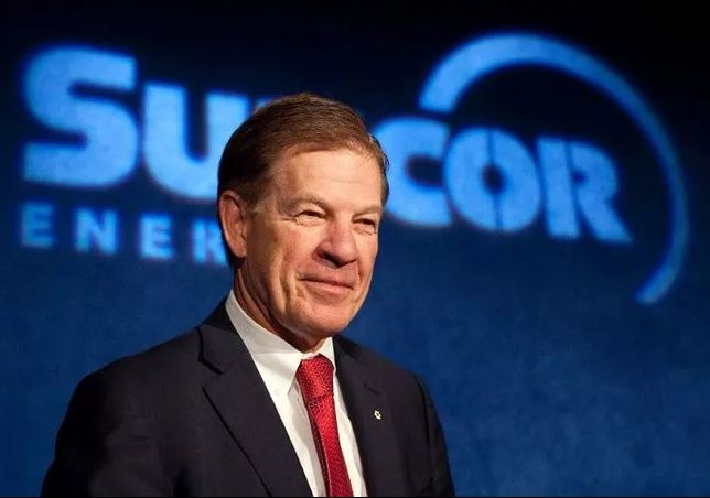 rick george of suncor energy