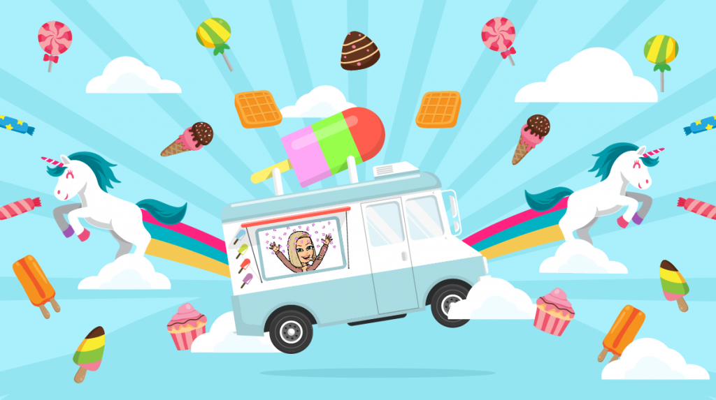 fort mcmurray ice cream van competition