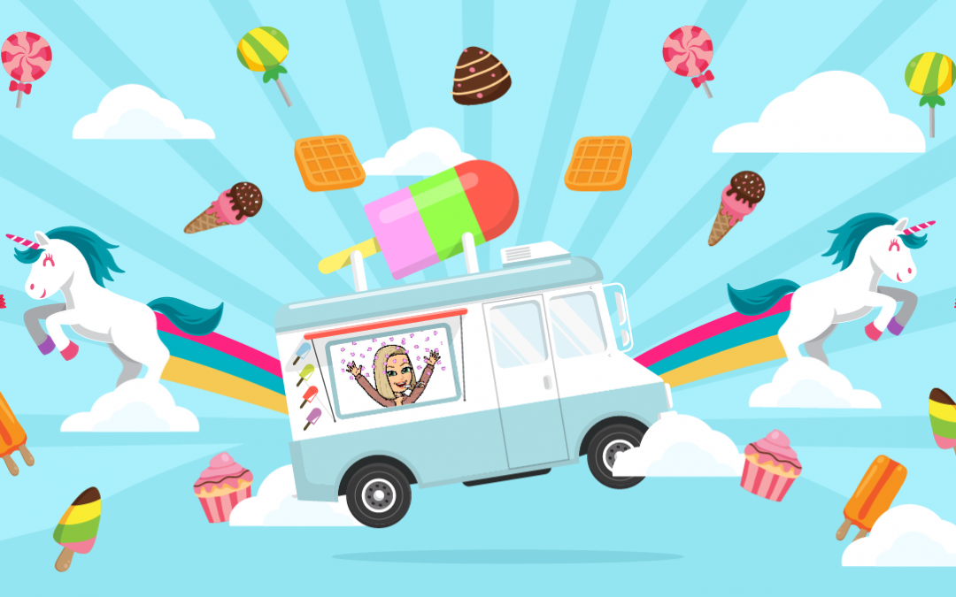 The A-Team Ice Cream Van Competition