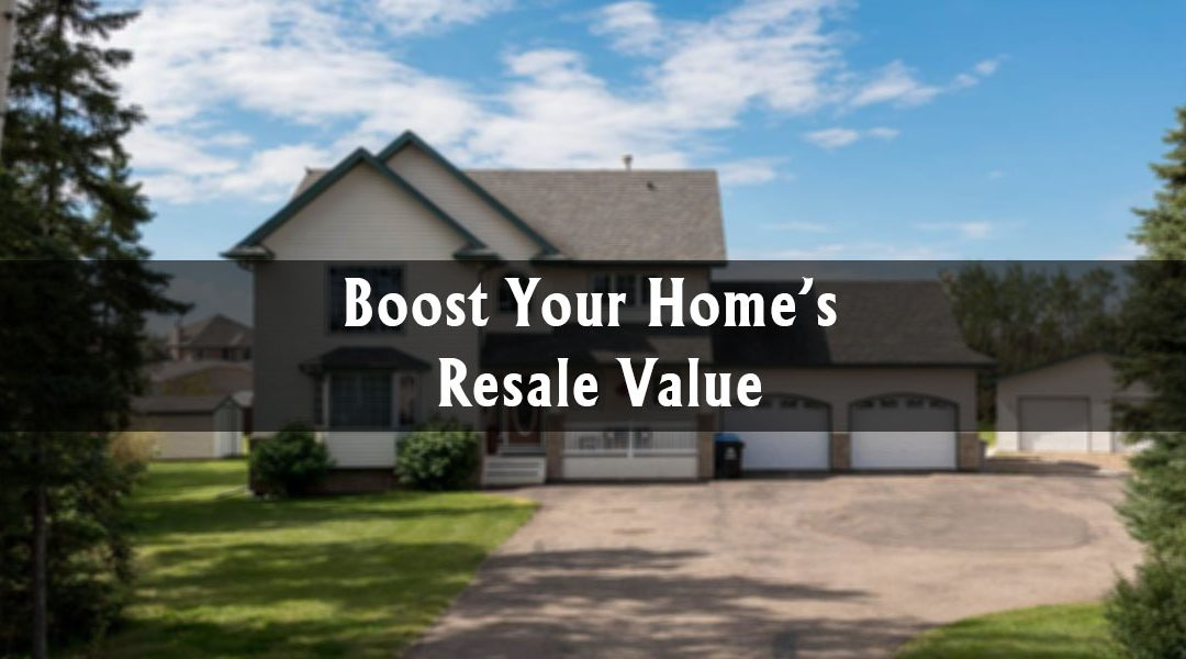 How to Increase Your Home's Resale Value
