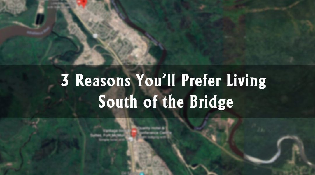 3 Reasons You'll Prefer Living South of the Bridge
