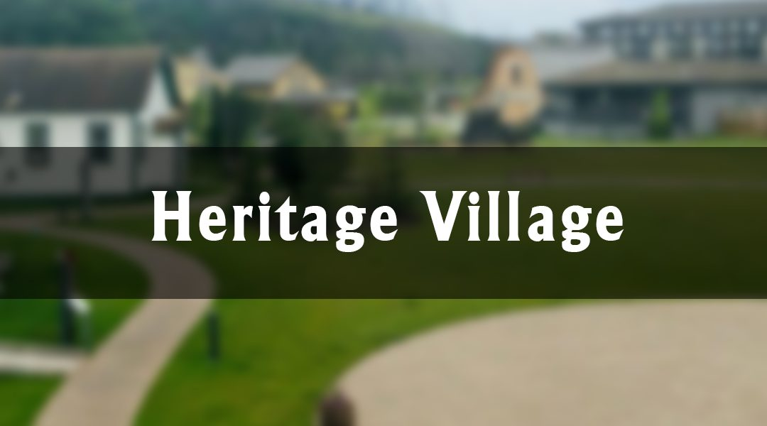 Fort McMurray Highlights: Heritage Village