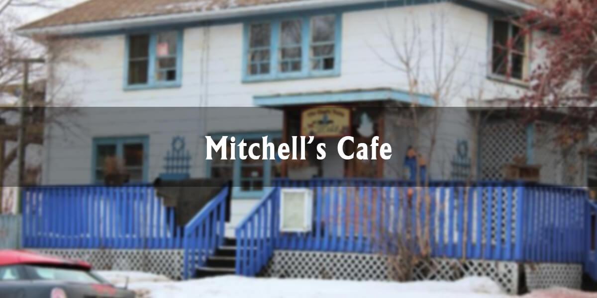 Downtown Highlights – Mitchell's Café