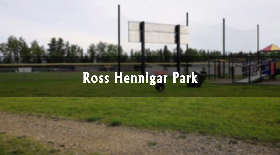 Thickwood Highlights: Ross Hennigar Park