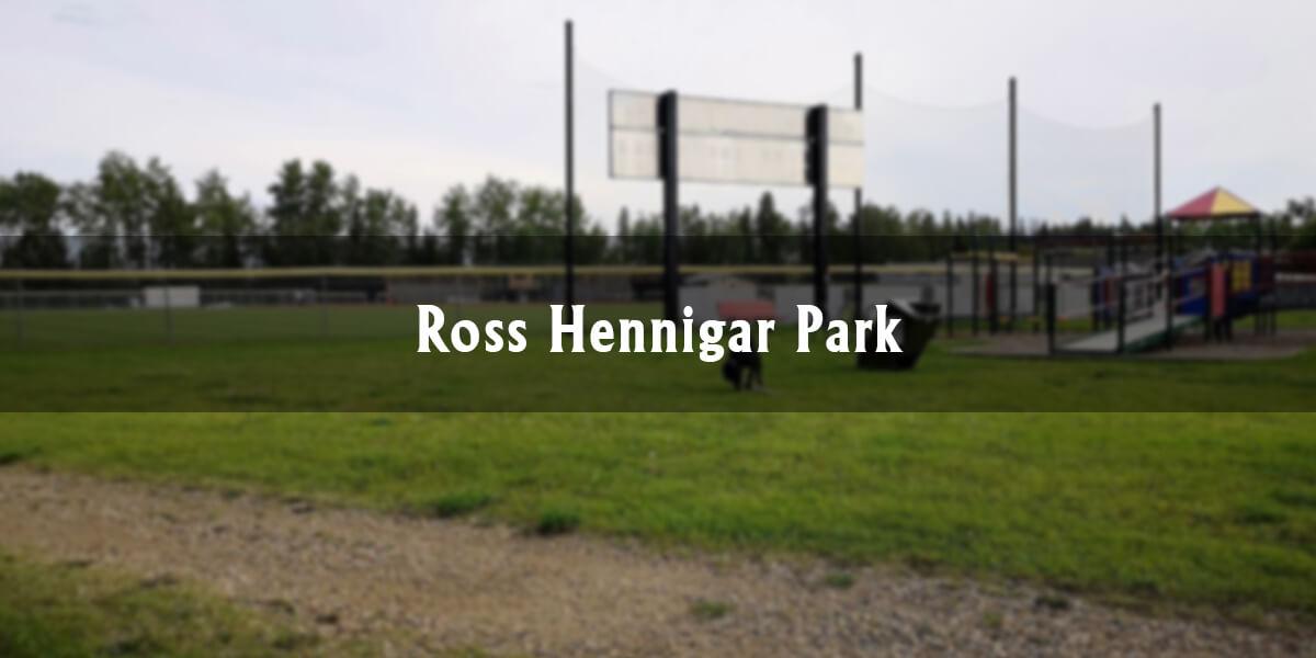 Thickwood Highlights: Ross Hennigar Park