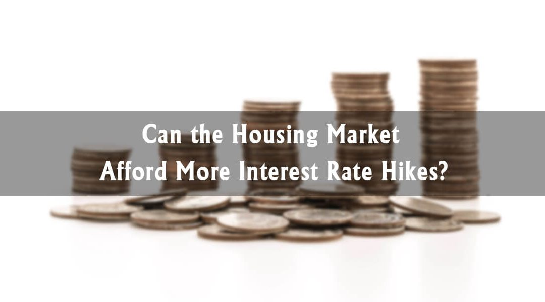 Can Canada's Housing Market Afford More Interest Rate Hikes?
