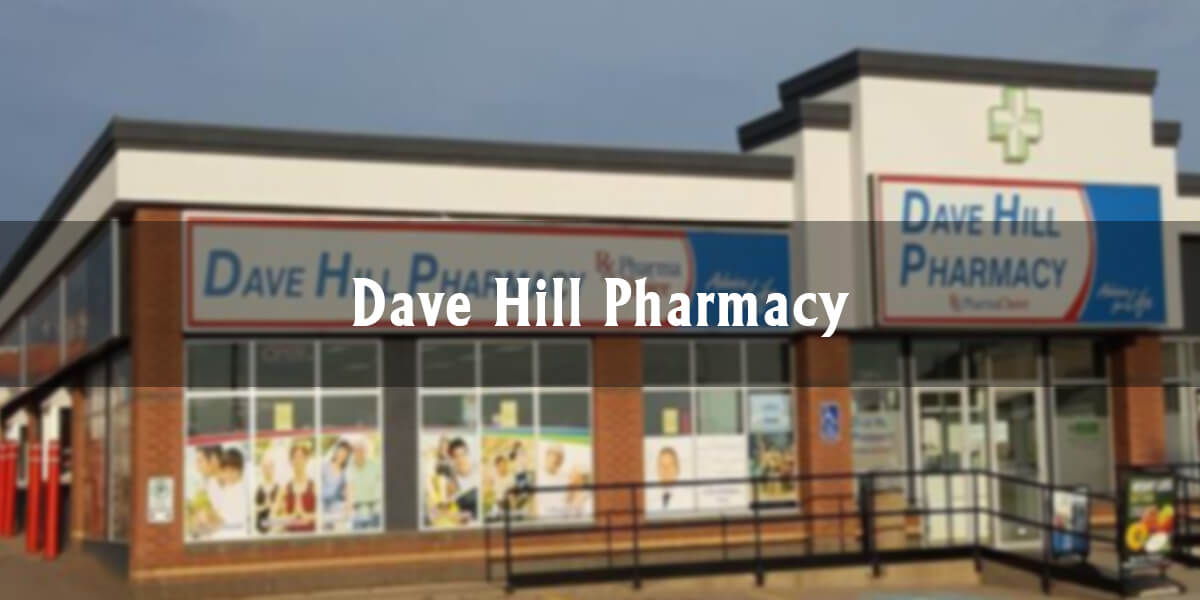 Dave Hill's Pharmacy – PharmaChoice