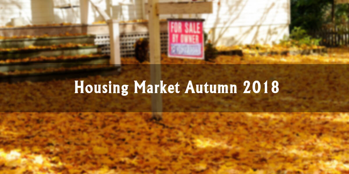 What Does Fall 2018 Have in Store for the Housing Market?