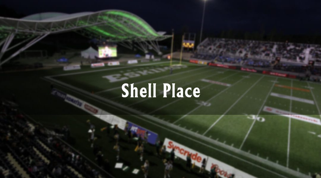 Shell Place on MacDonald Island