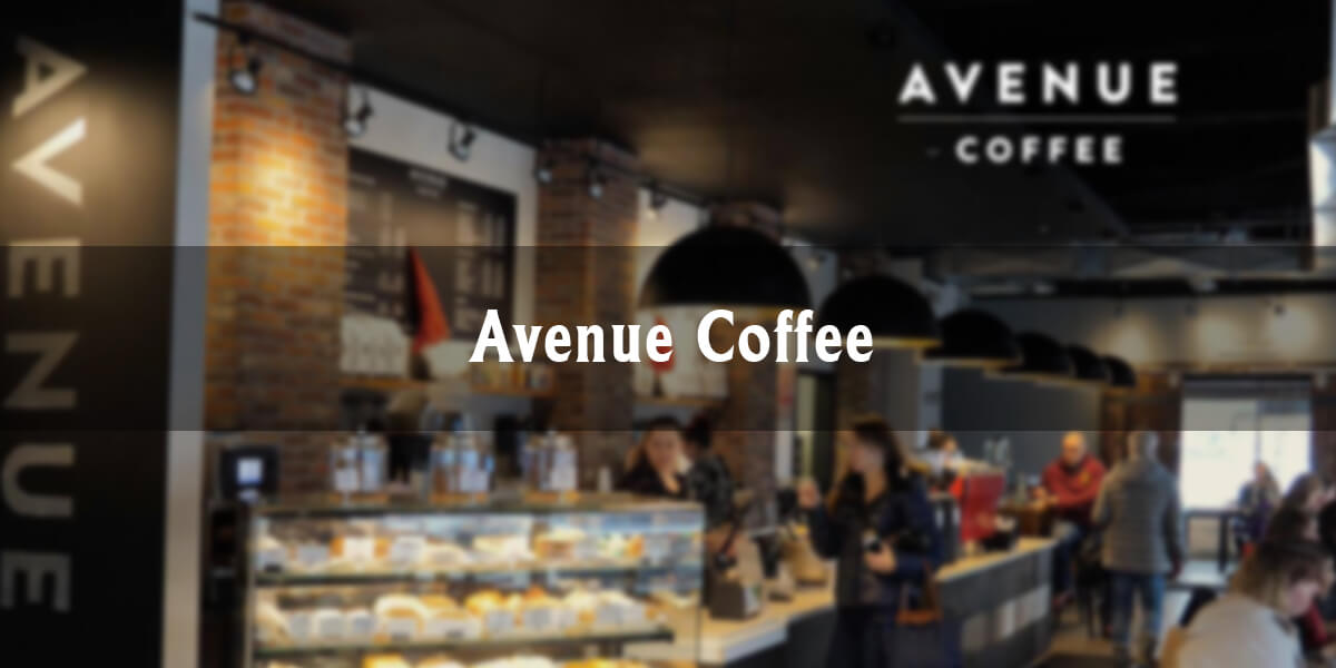 Downtown Highlights: Avenue Coffee