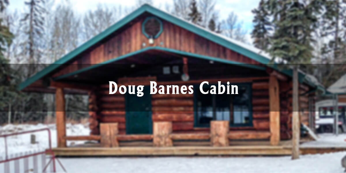 Thickwood Highlights: Doug Barnes Cabin