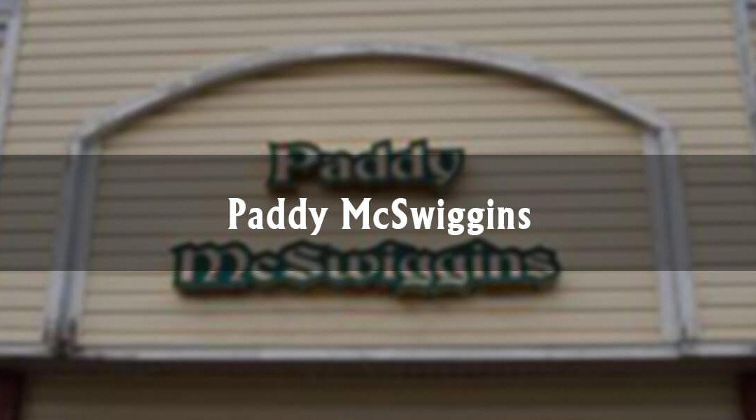 Paddy McSwiggins