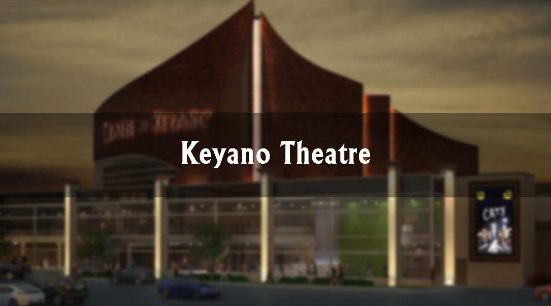 Downtown Highlights: Keyano Theatre & Arts Centre