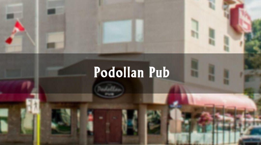 Downtown Highlights: Podollan Pub