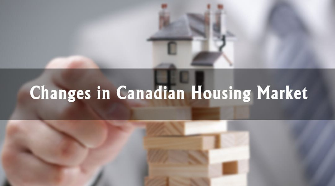 Changes in the Canadian Housing Market