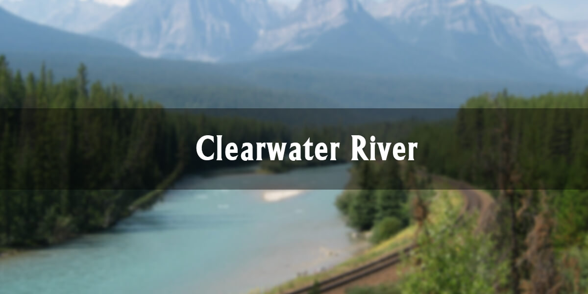 Fort McMurray Highlights: The Clearwater River