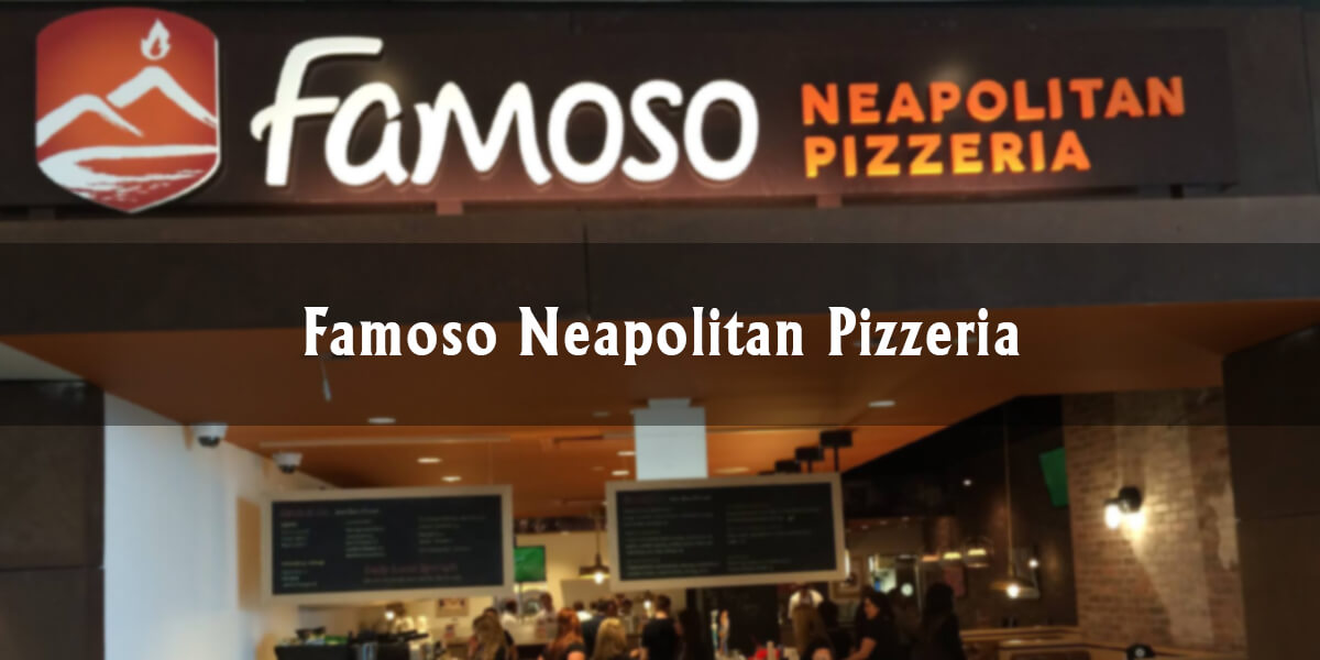Fort McMurray Highlights: Famoso Neapolitan Pizzeria