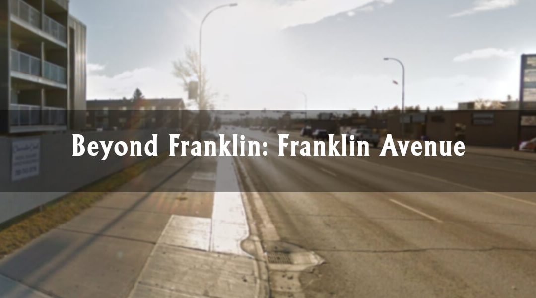 Beyond Franklin: Franklin Avenue
