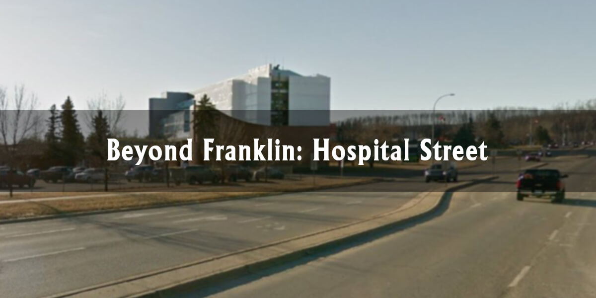 Beyond Franklin: Hospital Street