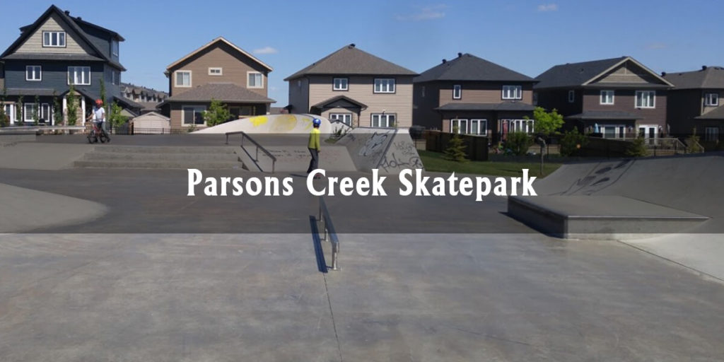 Parsons Creek Highlights: Skatepark