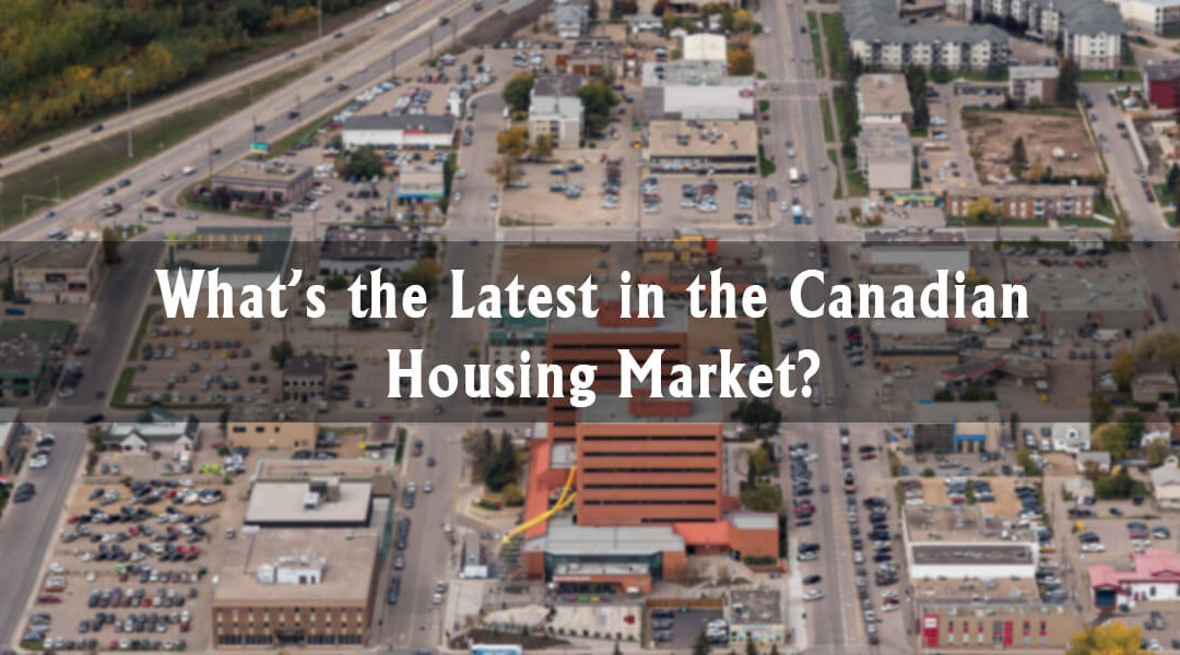 Canadian Housing Market (August 24)