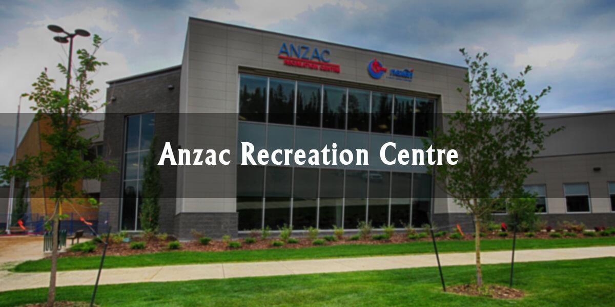 Anzac Highlights: Recreation Centre