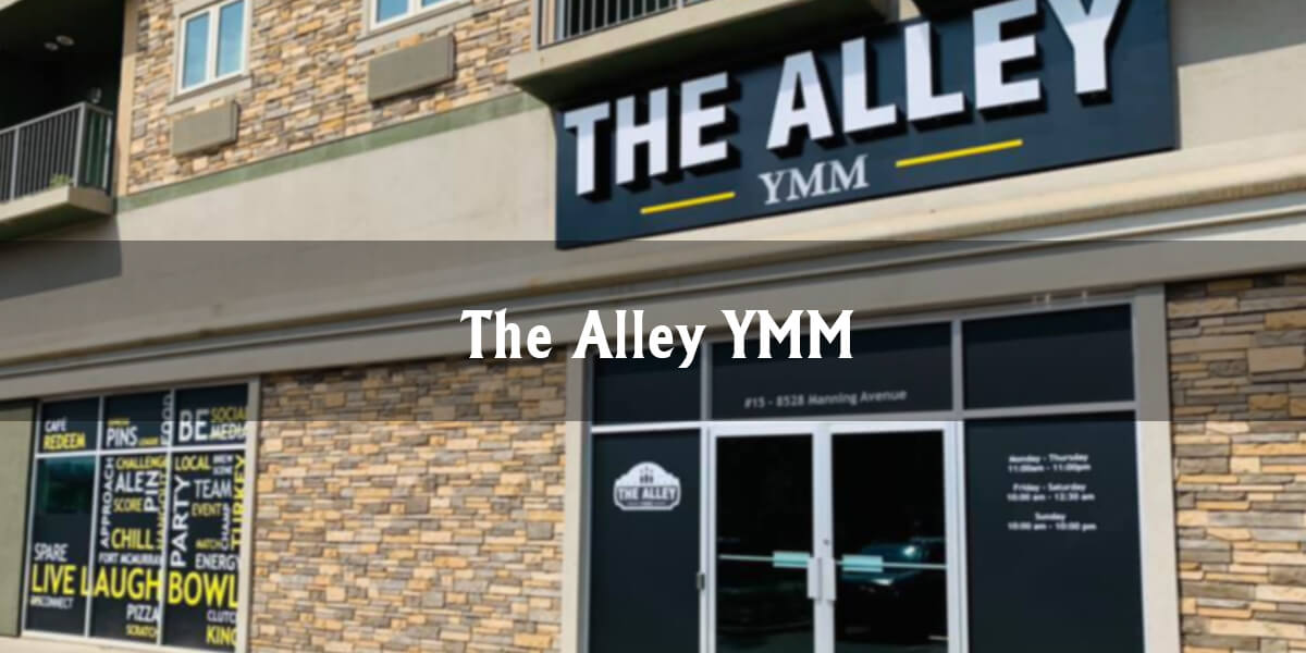 Downtown Highlights: The Alley YMM