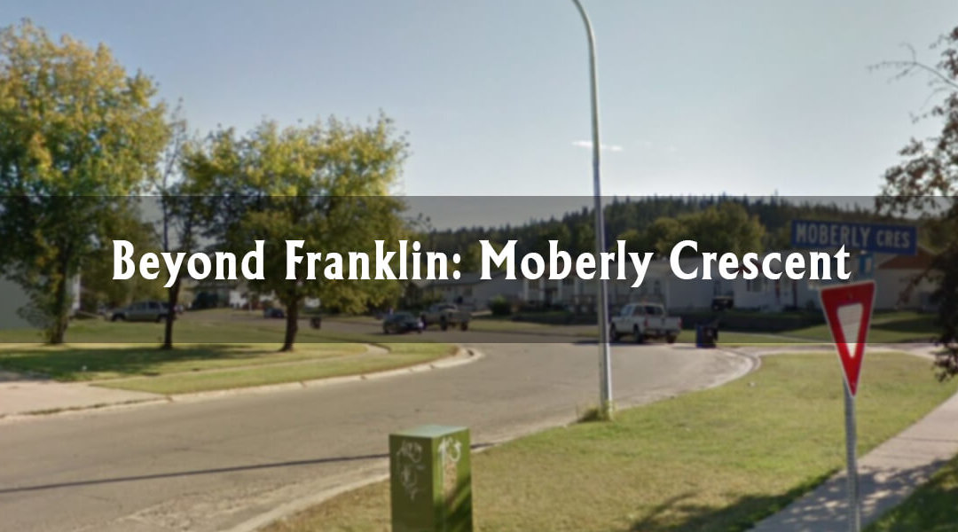 Beyond Franklin: Moberly Crescent